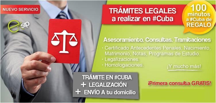 Servicio Jurídico cubanos