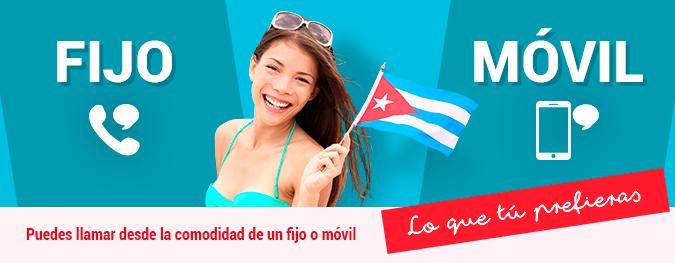 Llama a Cuba con Ensip