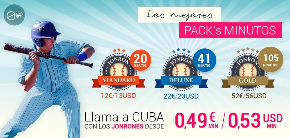 Jonrones en Cuba