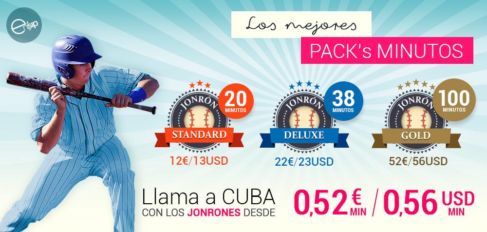 Llamadas baratas a Cuba
