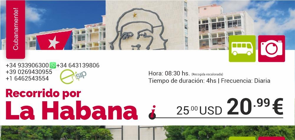 PASEA POR CUBA BARATO