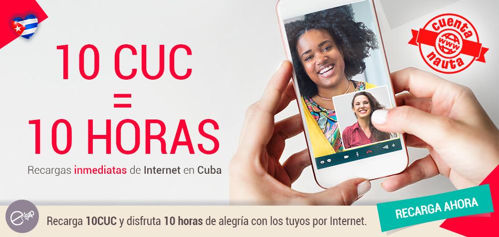 Recarga Nauta en Cubacel