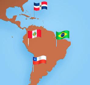 Llamar a Cuba desde América latina, llamar a Cuba desde Sud América y Centro América, llamar a Cuba desde República Dominicana, llamar a Cuba desde Perú, llamar a Cuba desde Brazil, llamar a Cuba desde Chile