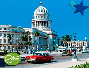 Oferta vuelos a la Habana